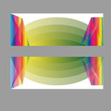 Vector Banners, headers web banners Royalty Free Stock Photos