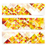 Vector banners template design Stock Photo