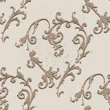 Vector baroque Stock Photography