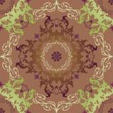 Vector baroque Royalty Free Stock Image