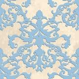 Vector baroque Royalty Free Stock Photo
