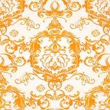 Vector baroque Royalty Free Stock Photos