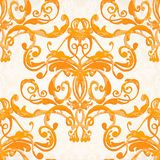 Vector baroque Stock Images