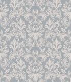 Vector Baroque ornament pattern background. Vintage handmade rich decor fabric textures. Vector Baroque ornament pattern background. Vintage handmade rich decor Stock Photos