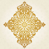 Vector baroque ornament in Victorian style. Ornate element for design. Toolkit for designer. It can be used for decorating of wedding invitations, greeting Stock Photo