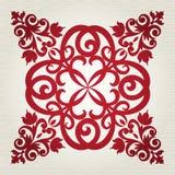 Vector baroque ornament in Victorian style. Stock Photos