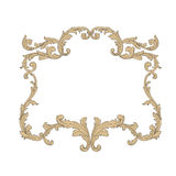 Vector baroque of vintage elements for design. Stock Photography