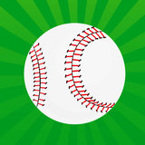 Vector Baseball Stock Images