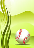 Vector baseball Background Stock Photos