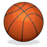 Vector basket ball Stock Image