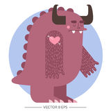 Vector beast Royalty Free Stock Image