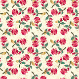 Vector beautiful background with flowers. Royalty Free Stock Photos