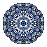 Vector Beautiful Deco Colored Mandala Royalty Free Stock Photos