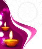 Vector beautiful diwali festival colorful wave celebration vector illustration
