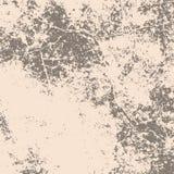 Vector beige steenachtige textuur Grungeachtergrond voor uw Stock Foto