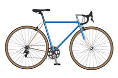 Vector Bicycle Royalty Free Stock Images