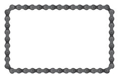 Vector bicycle chain Royalty Free Stock Photo