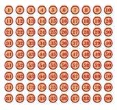 Vector bingo Royalty Free Stock Photography