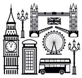London icon Stock Images