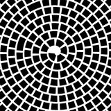 Vector Black Spiral Background Royalty Free Stock Photos