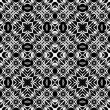 Abstract background illustration and clipart. Vector BLACK WHITE PATTERN DESIGN 3d and computer generated vactor Vector BLACK WHITE PATTERN DESIGN GEOMETRIC Royalty Free Stock Photo