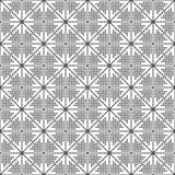 Vector BLACK WHITE PATTERN DESIGN Stock Photo
