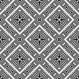 Vector BLACK WHITE PATTERN DESIGN GEOMETRIC stock photography