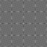 Vector BLACK WHITE PATTERN DESIGN Stock Photos