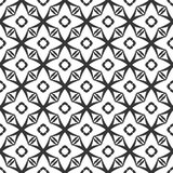 Vector Black White repeat Designs stock images