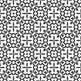 Vector Black White repeat Designs stock photography