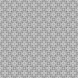 Vector Black White repeat Designs. This is a semless black and withe repeated pattern it very usefull Royalty Free Stock Photography