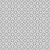 Vector Black White repeat Designs. This is a semless black and withe repeated pattern it very usefull Stock Photos