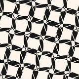 Vector black and white seamless texture with diagonal grid, cross lines, ropes. Vector seamless pattern with diagonal grid, cross lines, ropes. Abstract black vector illustration