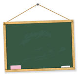 Vector blackboard Stock Images