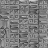 Vector blanco y negro del modelo Imágenes de archivo libres de regalías
