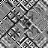 Vector blanco y negro del modelo Fotos de archivo libres de regalías