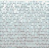 Vector blauw rechthoekpatroon Stock Fotografie
