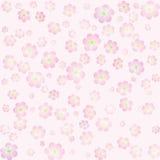 Vector bloemachtergrond stock afbeeldingen