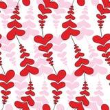 Vector bloemen naadloze textuur Royalty-vrije Stock Afbeelding