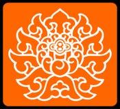 Vector bloemenachtergrond Stock Fotografie