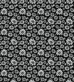 Vector bloemenachtergrond Royalty-vrije Stock Afbeeldingen