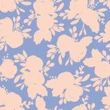 Vector bloemenpatroon Stock Foto's