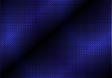 Vector Blue Abstract Background Royalty Free Stock Image