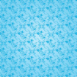 Vector blue background Stock Photography