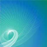 Vector blue contemporary background Stock Images
