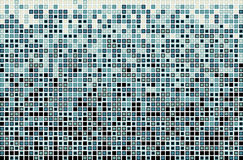 Vector blue rectangle pattern Stock Image