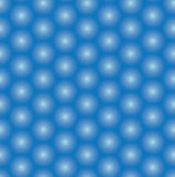Vector blue seamless pattern. Blue seamless vector geometrical pattern vector illustration