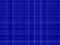 Vector Blueprint Background, Linear Paper Template, Backdrop. stock illustration