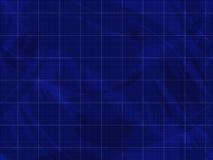 Vector Blueprint Grunge Background, Blue Texture, Seamless Pattern. vector illustration