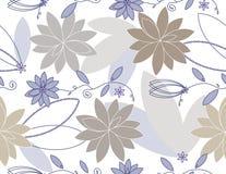 Vector Blumen Lizenzfreies Stockfoto